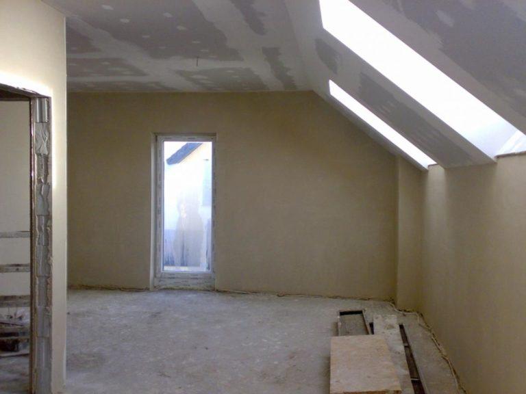Co zrobić kiedy w naszym domu odpadnie tynk od ściany?