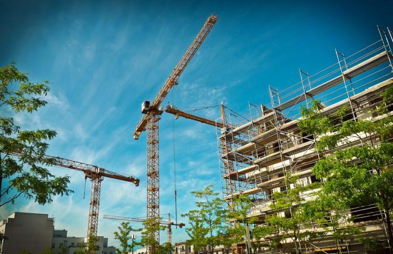 Zajęcia dla przyszłych monterów rusztowań